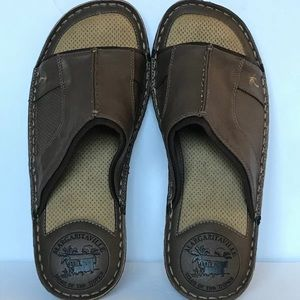 Margaritaville Soles of The Tropics Slide Sandals